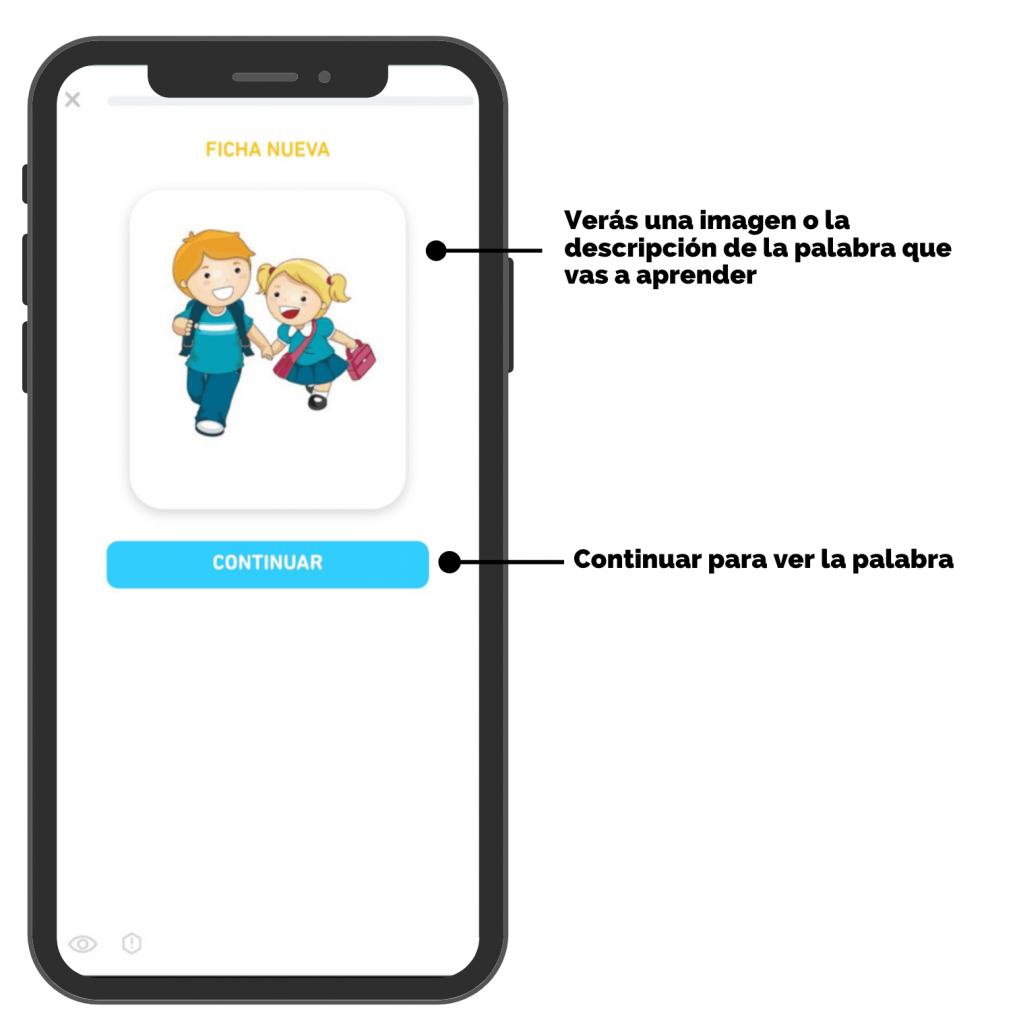 Tiny Cards - aplicacion para aprender ingles