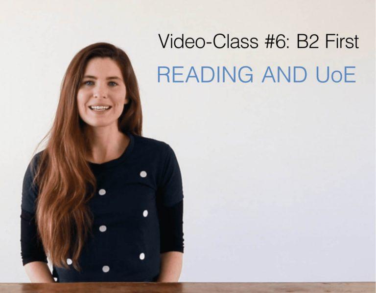 video class 6 AC Ingles
