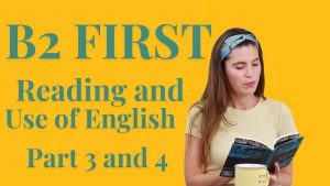 Reading and UoE Part 3&4 Reading and UoE Part 3&4