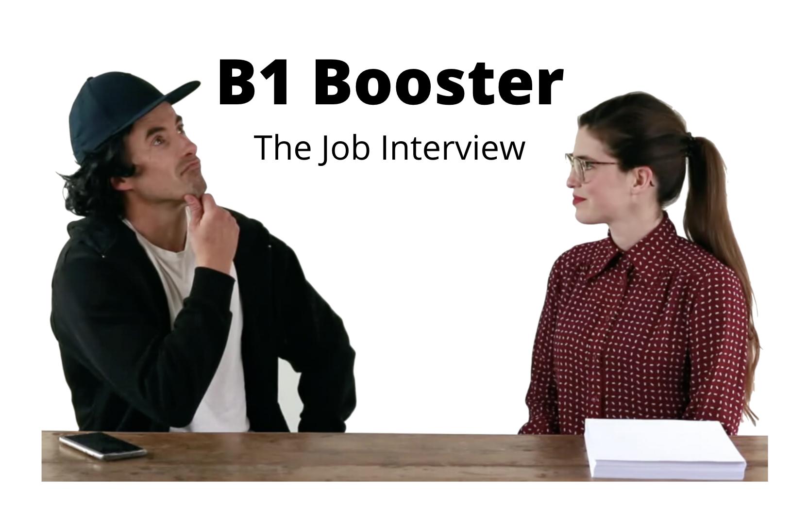 Cómo prepararte la entrevista de trabajo en inglés