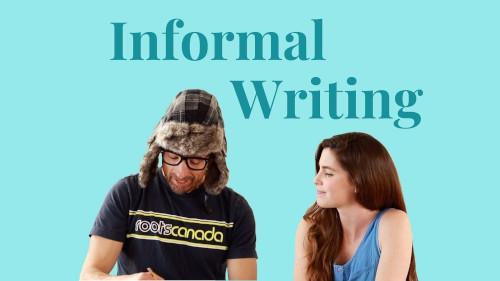 informal_writing-photo-aprende-ingles-gratis-acingles