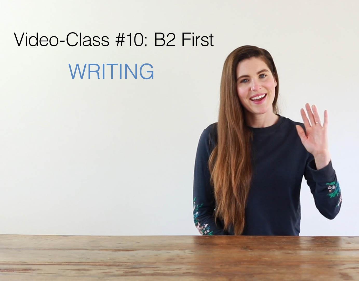 B2 First video class (10) Ac ingles