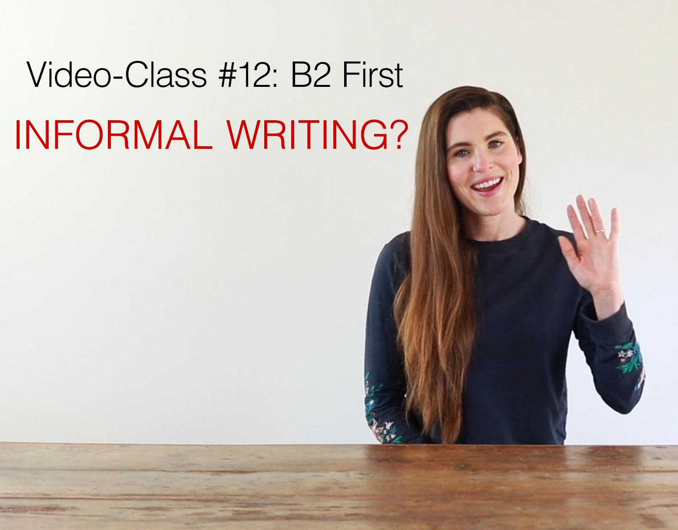 B2 First Video clase 12 - AC Ingles