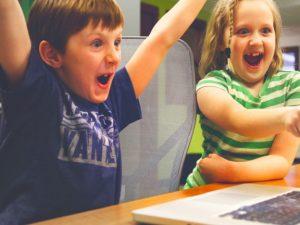 kids at AC Languages intensivo de verano
