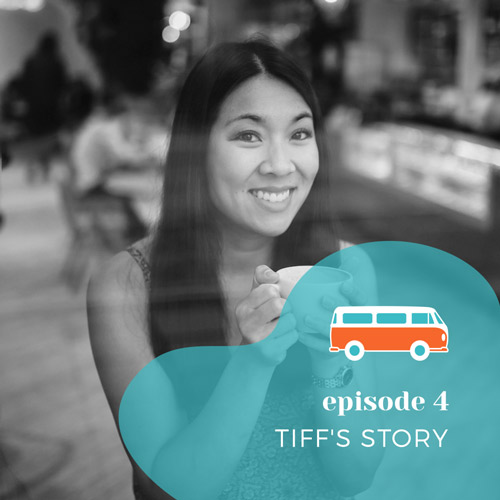 Into-the-story-Podcast-para-aprender-inglés_Tiffs story