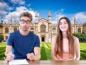 Cambridge exams with Bree and Raül AC inglés