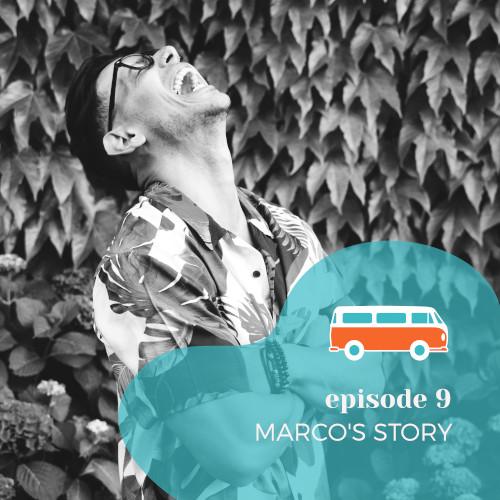 Podcast para aprender inglés -Episode 9 - Marco's story