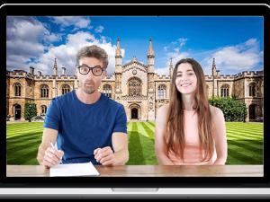 Cambridge Exams preparation center