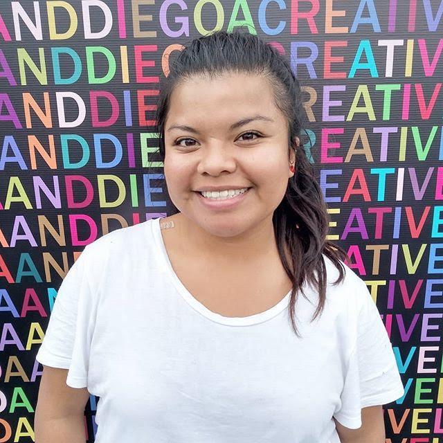 Maritza estudiante de AC inglés testimonio