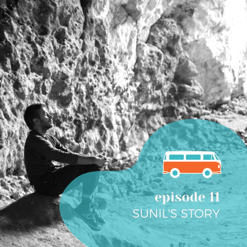 Podcast para aprender inglés - Episode 11 - Sunil's story