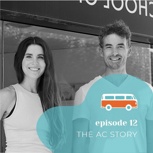 Podcast para aprender inglés - Episode 12- the ac story