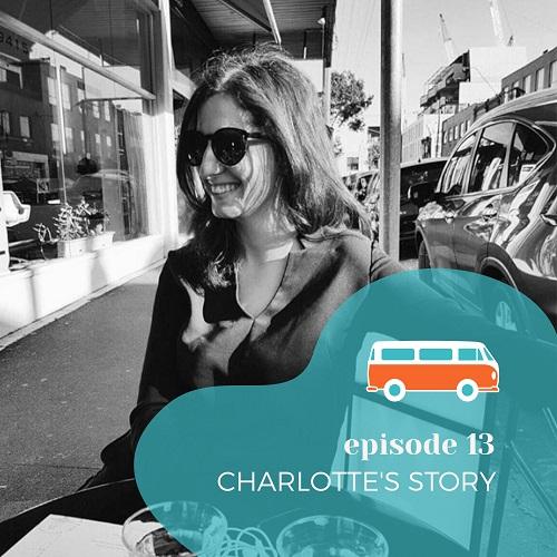 Podcast para aprender inglés - Episode 13-charlotte's story