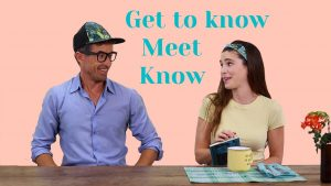 Meet, get to know y know -aprende-ingles-gratis