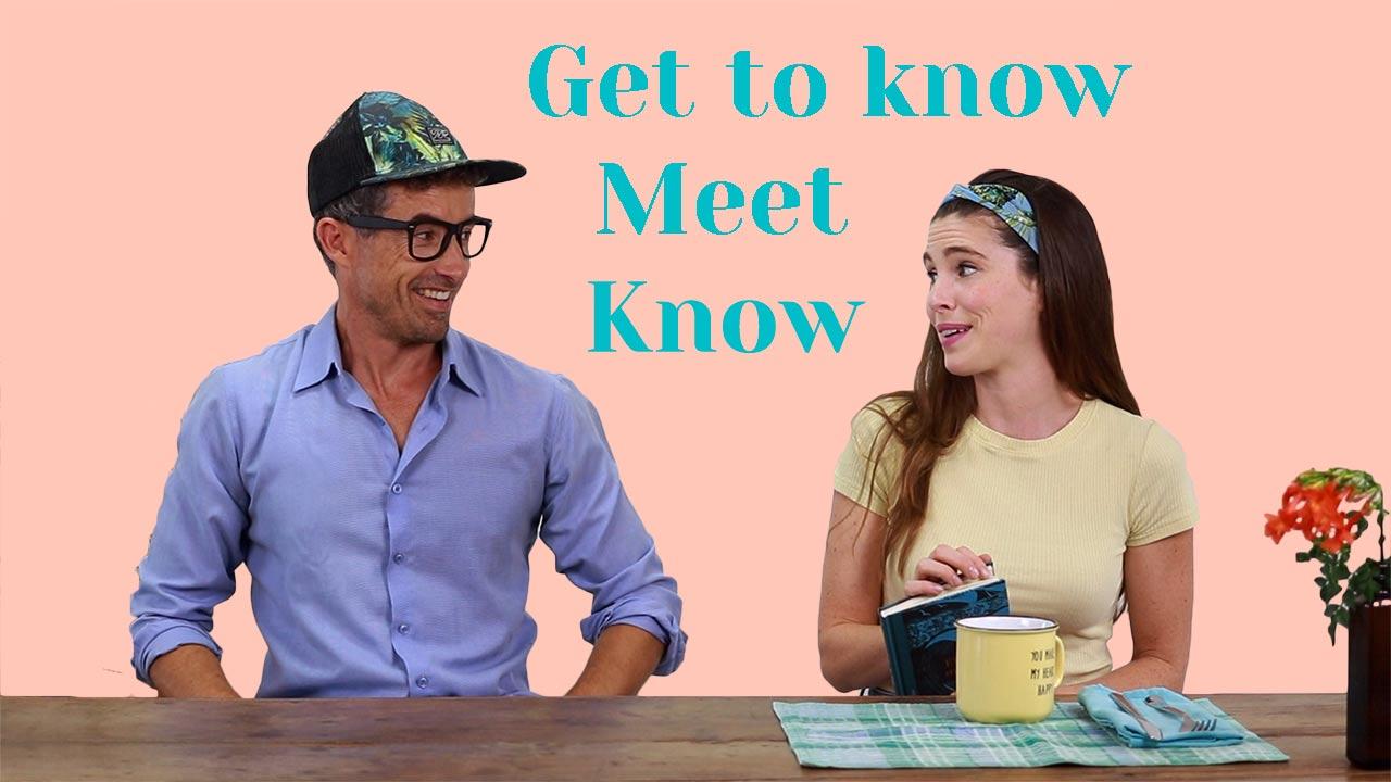 Meet, get to know y know -aprende-ingles-gratis