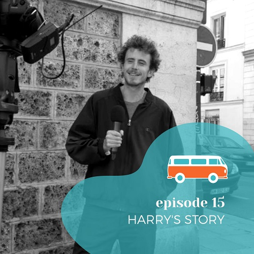 Podcast para aprender inglés - Episode 15- harry's story