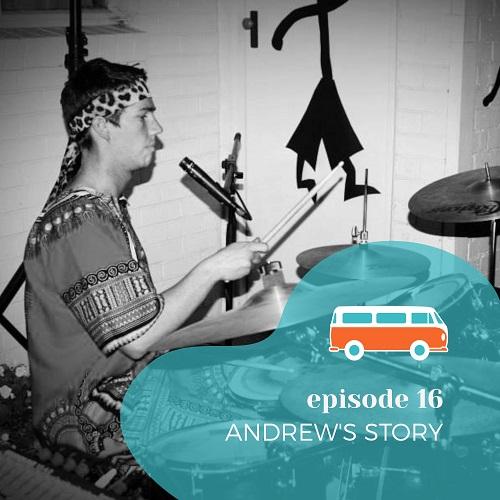 Podcast para aprender inglés - Episode 16- andrew's story