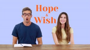 hope and wish -aprende-ingles-gratis
