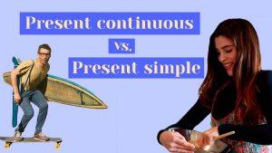 present-simple-vs-present-continuous-photo-aprende-ingles-gratis-acingles