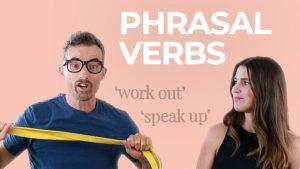 14 PHRASAL VERBS para expresarte mejor en inglés