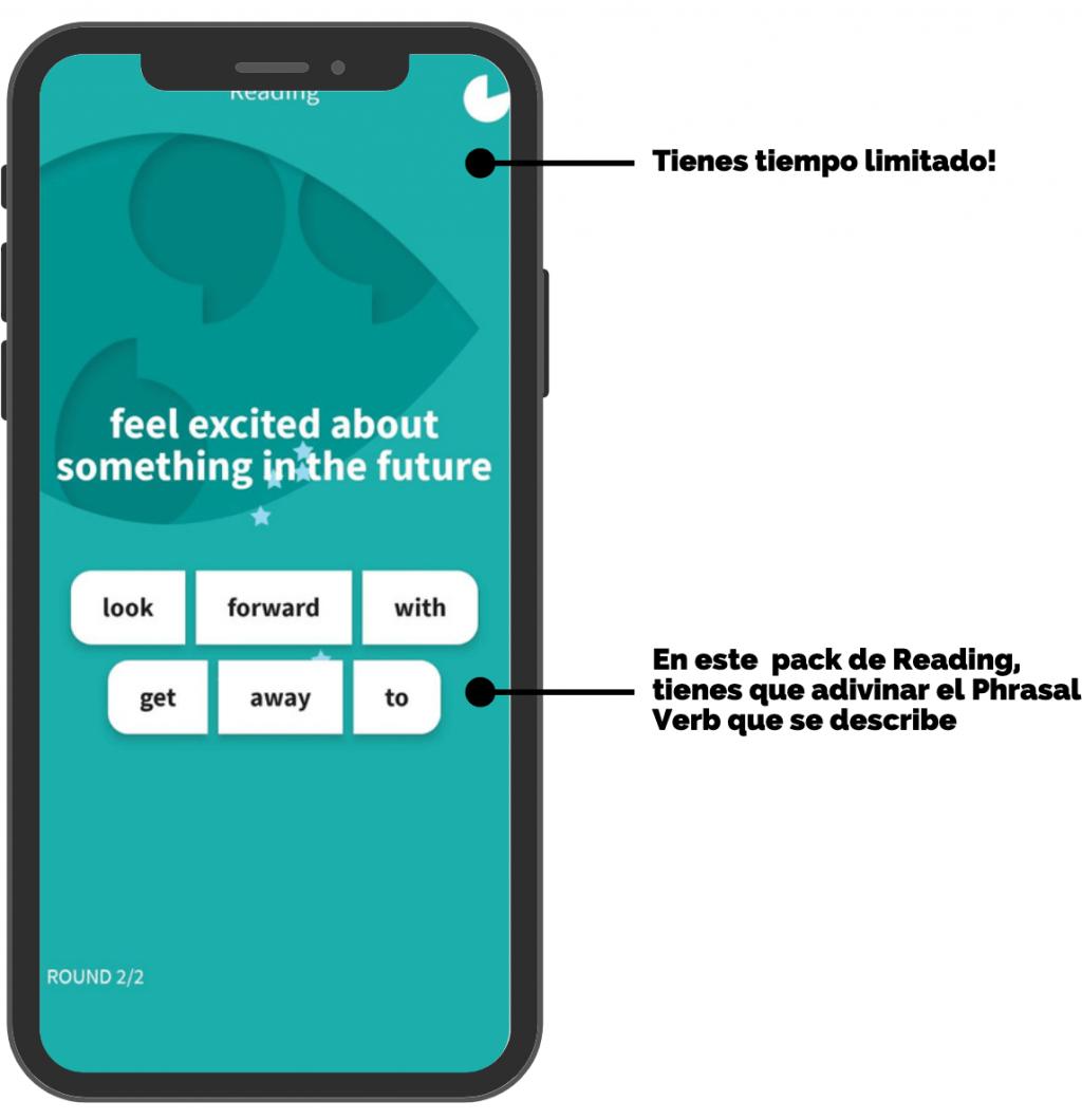 Exam Lift - aplicacion para aprender ingles